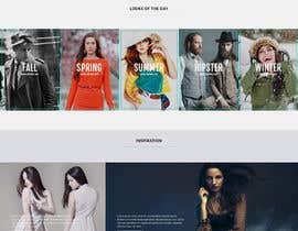 Splunge tarafından Fashion Blog Template için no 31