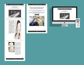 #3 para Fashion Blog Template por amihalchyk