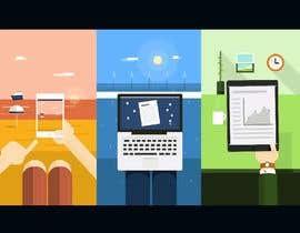 Nro 13 kilpailuun Create an Animated e-card käyttäjältä dmelitian