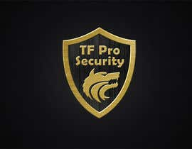 #37 for Design a new logo for TF Pro Security by vaso90