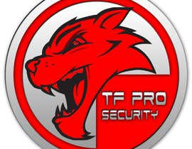 #4 for Design a new logo for TF Pro Security af tharmen13