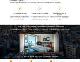 nº 1 pour Real Estate Service - NEW Landing Pages par webidea12