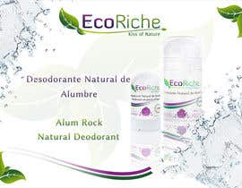 nº 27 pour Ad design for Eco luxurious deodorant par evave123
