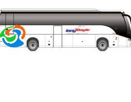 #28 for I need some Graphic Design for exterior of buses by maniroy123