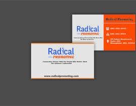 #8 untuk Design some Business Cards for RadicalPromoting.com oleh vallabhvinerkar