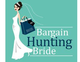 #54 para Logo Design for Bargin Hunting Bride por designer12