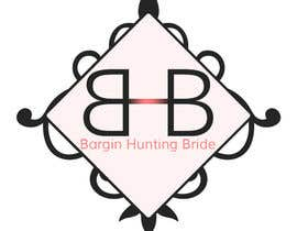 #33 para Logo Design for Bargin Hunting Bride por andreea23