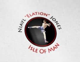 Nro 3 kilpailuun MMA fighters Logo käyttäjältä AhmadBinNasir