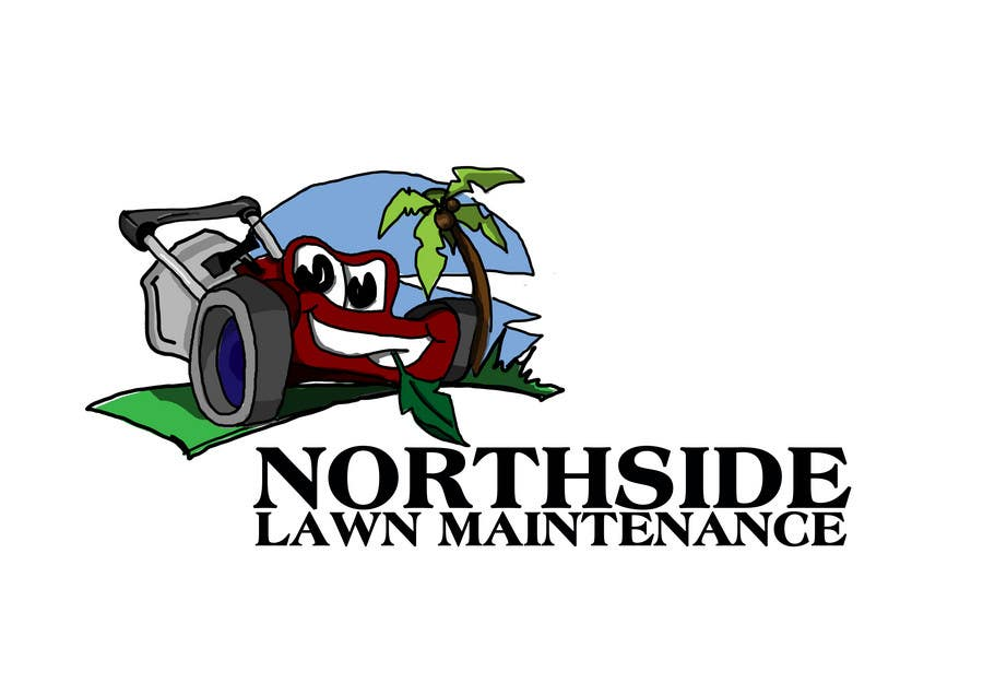 Proposition n°                                        8                                      du concours                                         Logo Design for Northside Lawn Maintenance