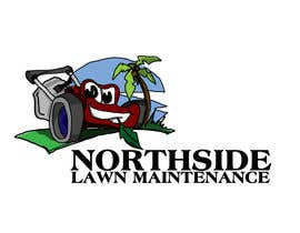 #8 для Logo Design for Northside Lawn Maintenance от ciprianvlaicu