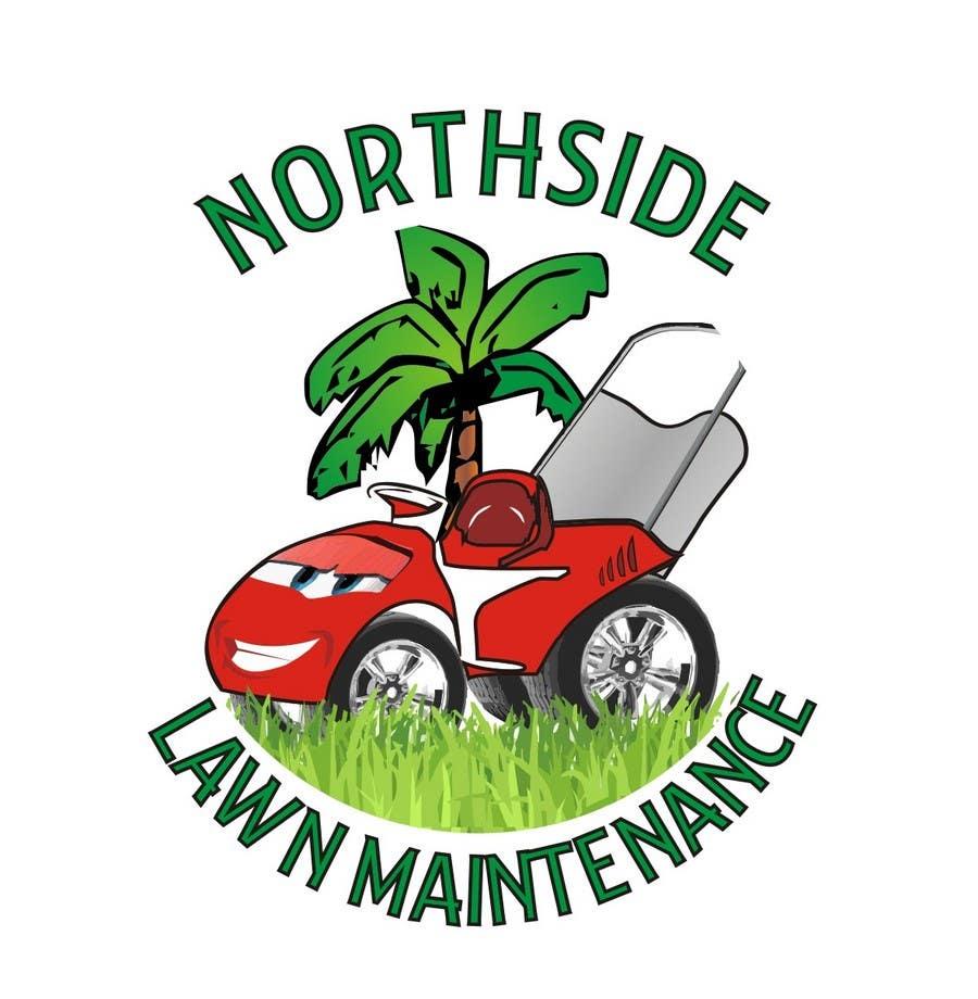 Proposition n°                                        12                                      du concours                                         Logo Design for Northside Lawn Maintenance