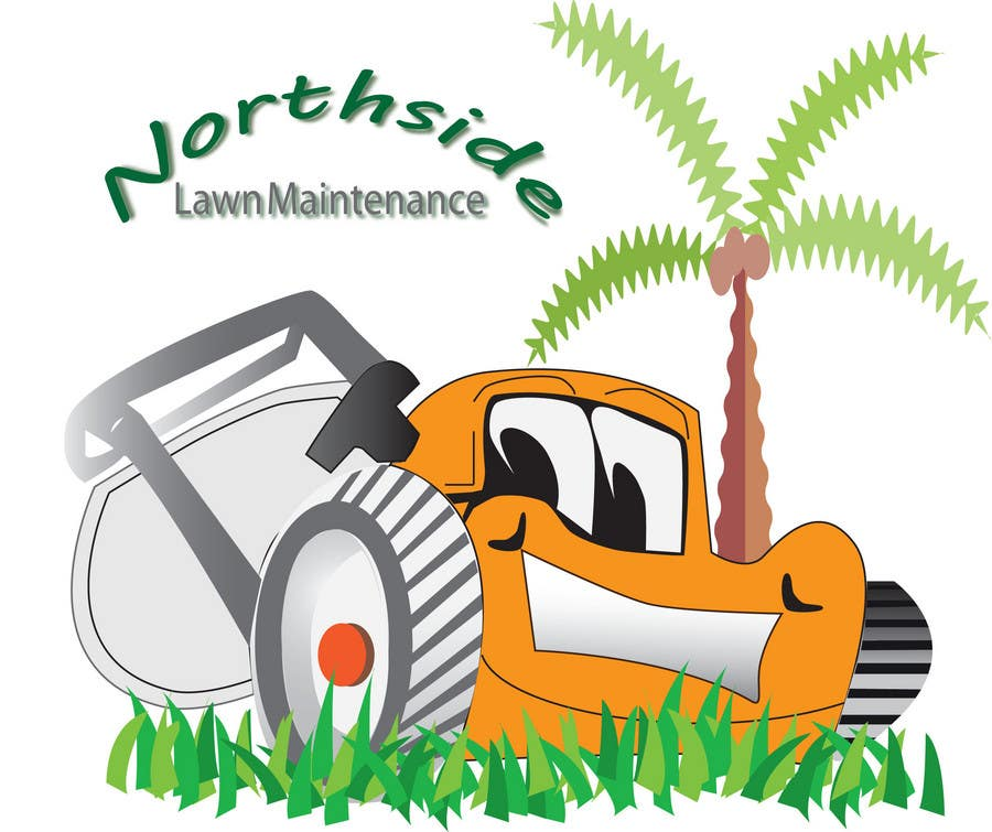 Proposition n°                                        15                                      du concours                                         Logo Design for Northside Lawn Maintenance