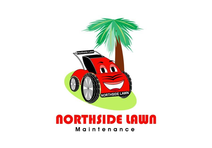 Proposition n°                                        75                                      du concours                                         Logo Design for Northside Lawn Maintenance