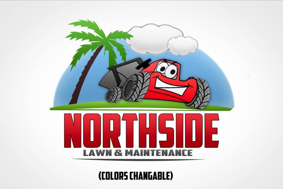 Proposition n°                                        121                                      du concours                                         Logo Design for Northside Lawn Maintenance