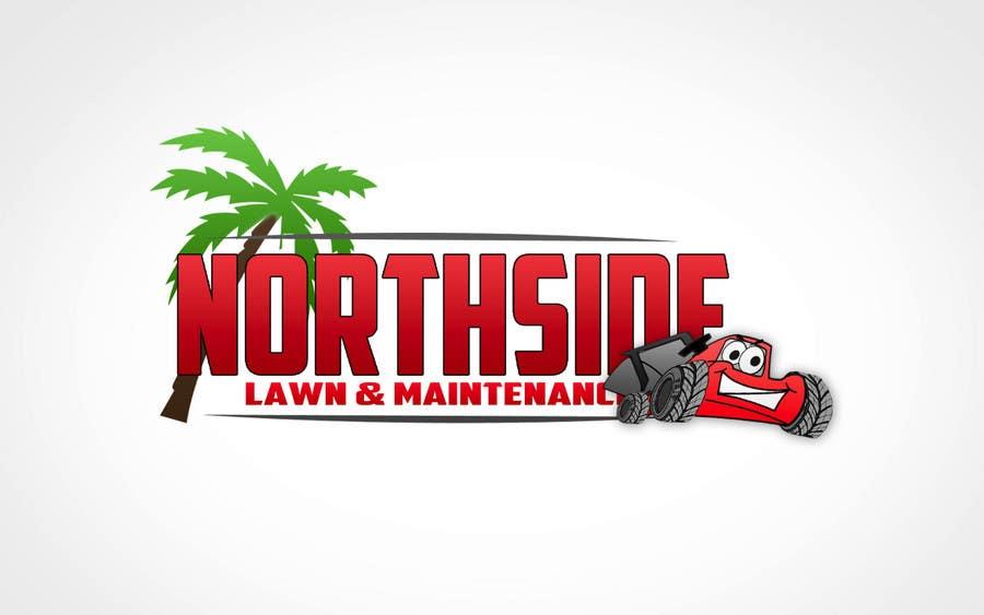 Proposition n°                                        117                                      du concours                                         Logo Design for Northside Lawn Maintenance