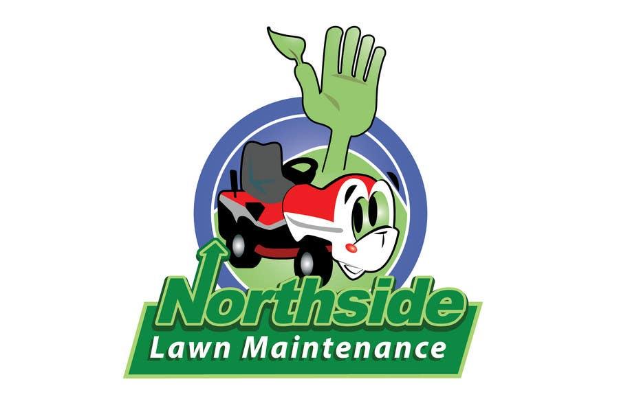 Proposition n°                                        105                                      du concours                                         Logo Design for Northside Lawn Maintenance