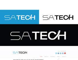 #17 for Design a Logo for SA Technologies by drovitv
