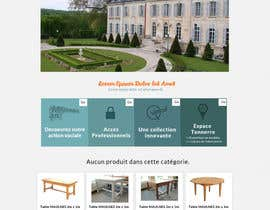 #11 for Design a Website Mockup for Ateliers de Cheney by preside