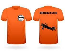 ritagraphic tarafından Design a T-Shirt - ONE COLOR DESIGN - Black Ink or ORANGE SHIRT için no 4