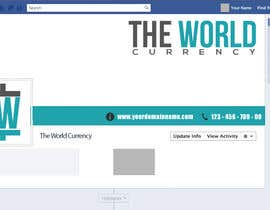 #10 for Design a Facebook cover page and Twitter background af techdoped