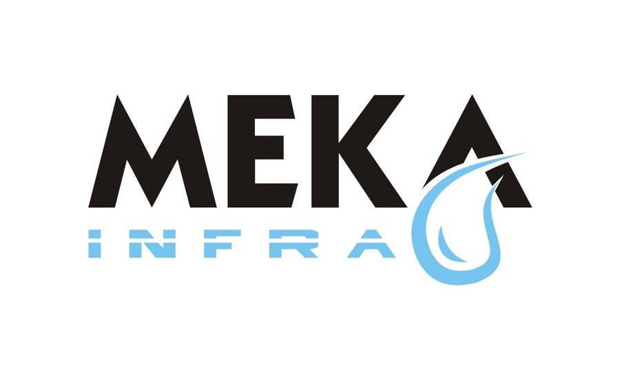 Contest Entry #341 for Logo Design for Meka Infra