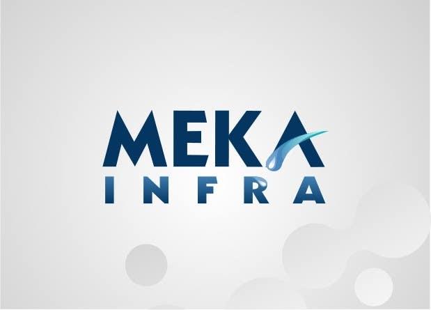 Proposition n°296 du concours Logo Design for Meka Infra