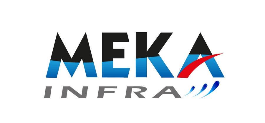 Proposition n°348 du concours Logo Design for Meka Infra