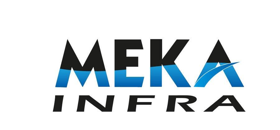 Contest Entry #345 for Logo Design for Meka Infra