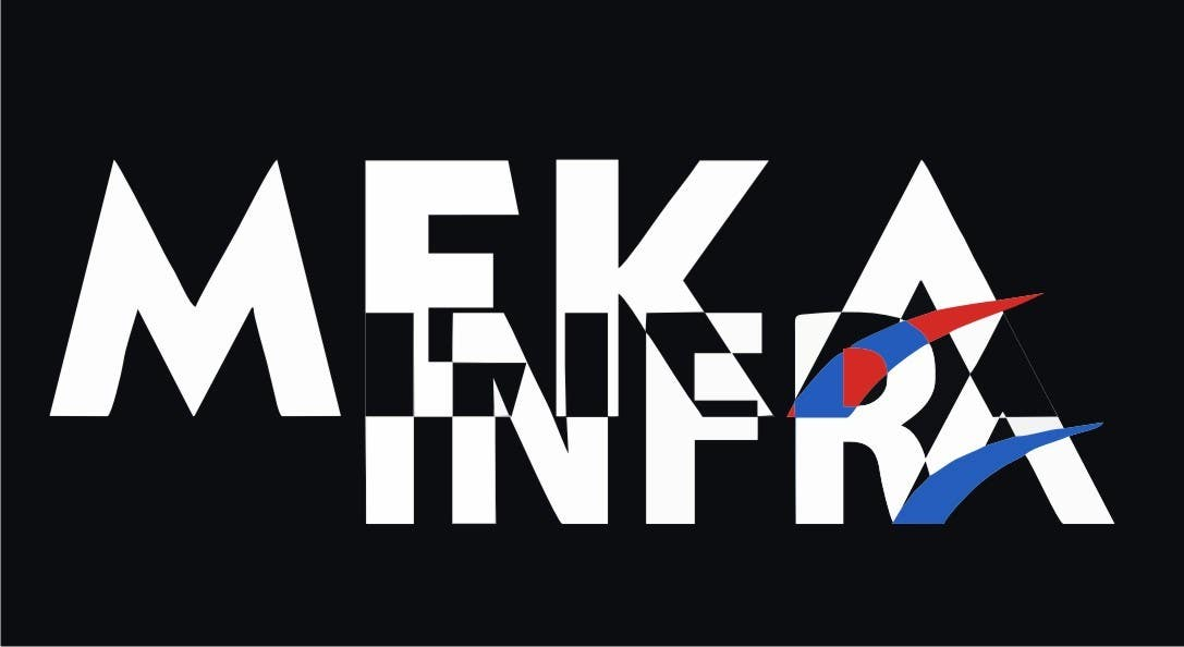 Proposition n°275 du concours Logo Design for Meka Infra