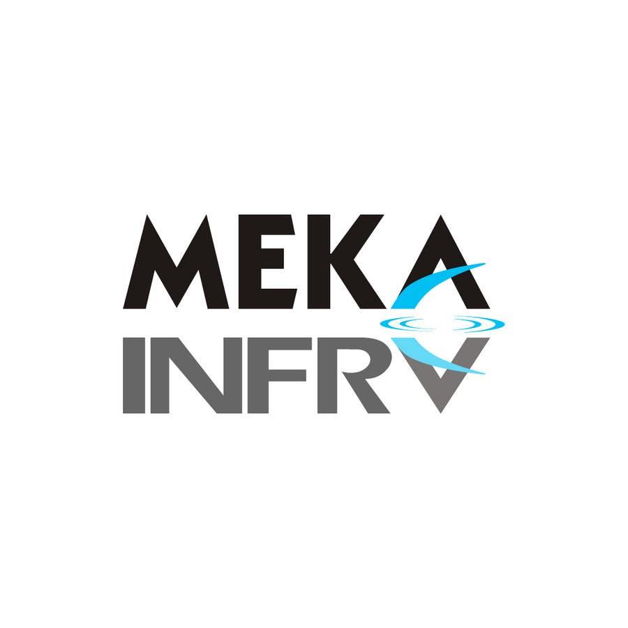 Inscrição nº 273 do Concurso para Logo Design for Meka Infra