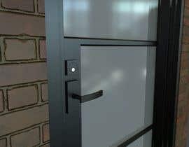 Nro 7 kilpailuun Rendering of door. käyttäjältä Pidiong