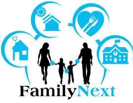 Nro 55 kilpailuun FamilyNext Logo käyttäjältä myehia2016