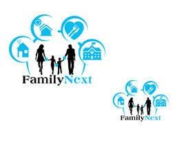 Nro 56 kilpailuun FamilyNext Logo käyttäjältä myehia2016