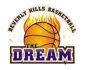 Bài tham dự #14 về Logo Design cho cuộc thi The Dream Beverly Hills Basketball