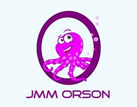 #165 for Design a Logo of a cartoon octopus af tonybugas