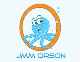 #217 para Design a Logo of a cartoon octopus por tonybugas