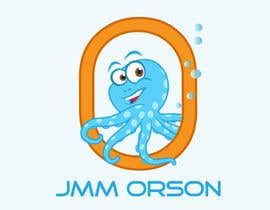 #218 para Design a Logo of a cartoon octopus por tonybugas