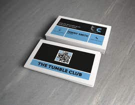 #86 for Design some Business Cards for The Tumble Club by chakibarhalai