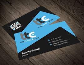 #97 para Design some Business Cards for The Tumble Club por mamun313