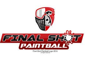 #43 for Design a Logo for Paintball Company by rogeliobello