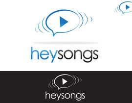 #725 for Logo Design for HeySongs by awboy