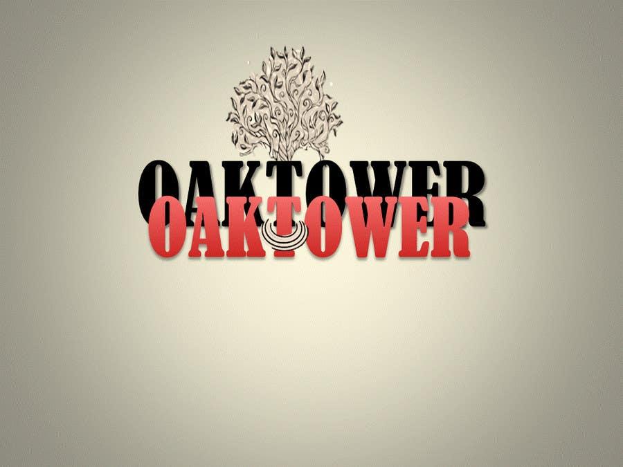 Konkurrenceindlæg #186 for Design a Logo for Oaktower