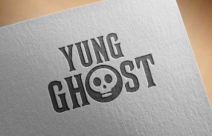 mdrashed2609 tarafından Design a logo for the rap artist Yung Ghost için no 73