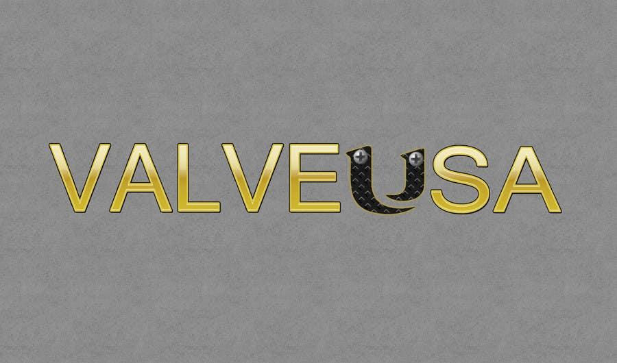 Penyertaan Peraduan #7 untuk Design a Logo for ValveUSA