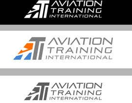 #196 for Design a Logo for ATI, Aviation Training International af FlexKreative
