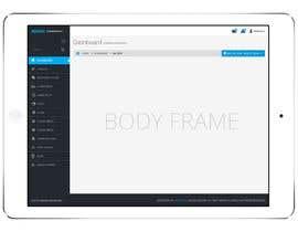 Nro 1 kilpailuun Design UI/UX for a web portal käyttäjältä Makkina