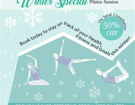 #2 for Create a flier for a Pilates Company by Mervin1983