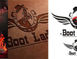 nº 101 pour Design a Logo for The Boot Lady par TOPSIDE