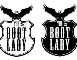 nº 119 pour Design a Logo for The Boot Lady par alpzgven