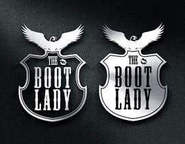 nº 121 pour Design a Logo for The Boot Lady par alpzgven